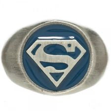 DC Comics Superman Ring