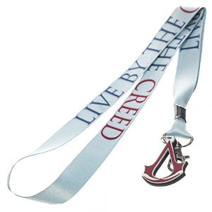 Assassins Creed Lanyard w/ Charm