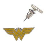 DC Comics Wonder Woman Logo Earrings