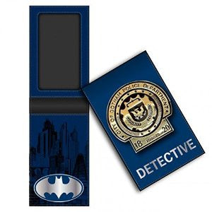 Batman Badge Folder Bi-Fold Wallet