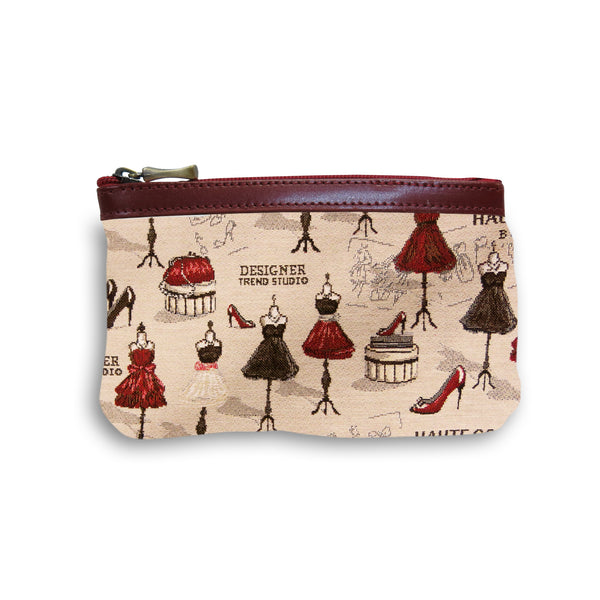 Coin Purse Tapestry Design