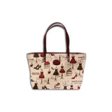 Shopper Bag Tapestry Designs
