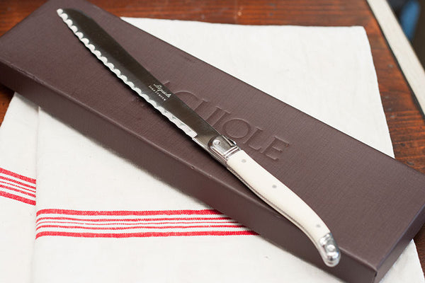 Bread Knife - French Classic Laguiole