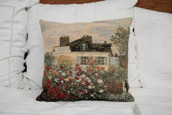 MAISON MONET CUSHION COVERS - FLEMISH TAPESTRIES