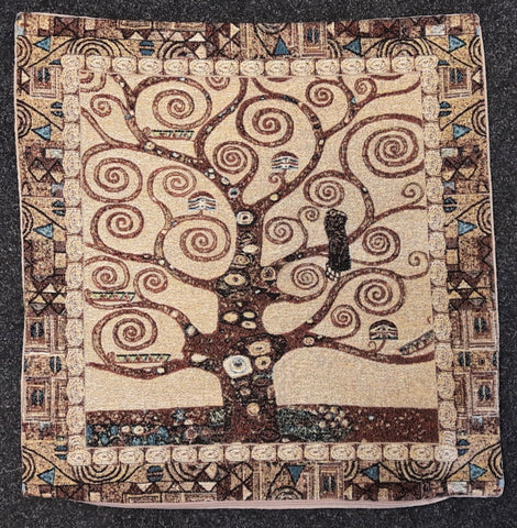 THE TREE OF LIFE  -KLIMT -  CUSHION COVER