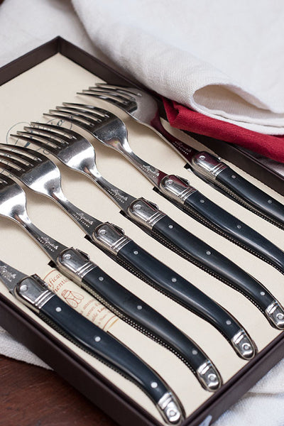 Fork Set - French Classic Laguiole