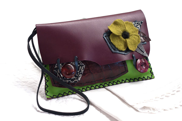 Ladies Leather Shoulder Fashion Bag