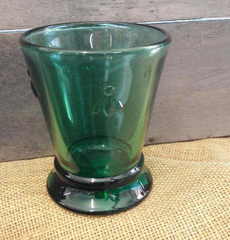 La Rochere Napoleonic Bee Tumbler Emerald Small