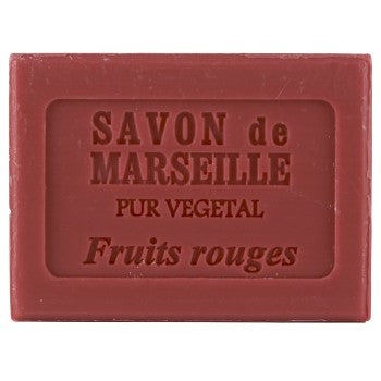 MARSEILLE SOAP - RED BERRIES