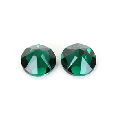 16 Facets (Standard Colour) 4A Grade Premium No-Hotfix Glass Rhinestone
