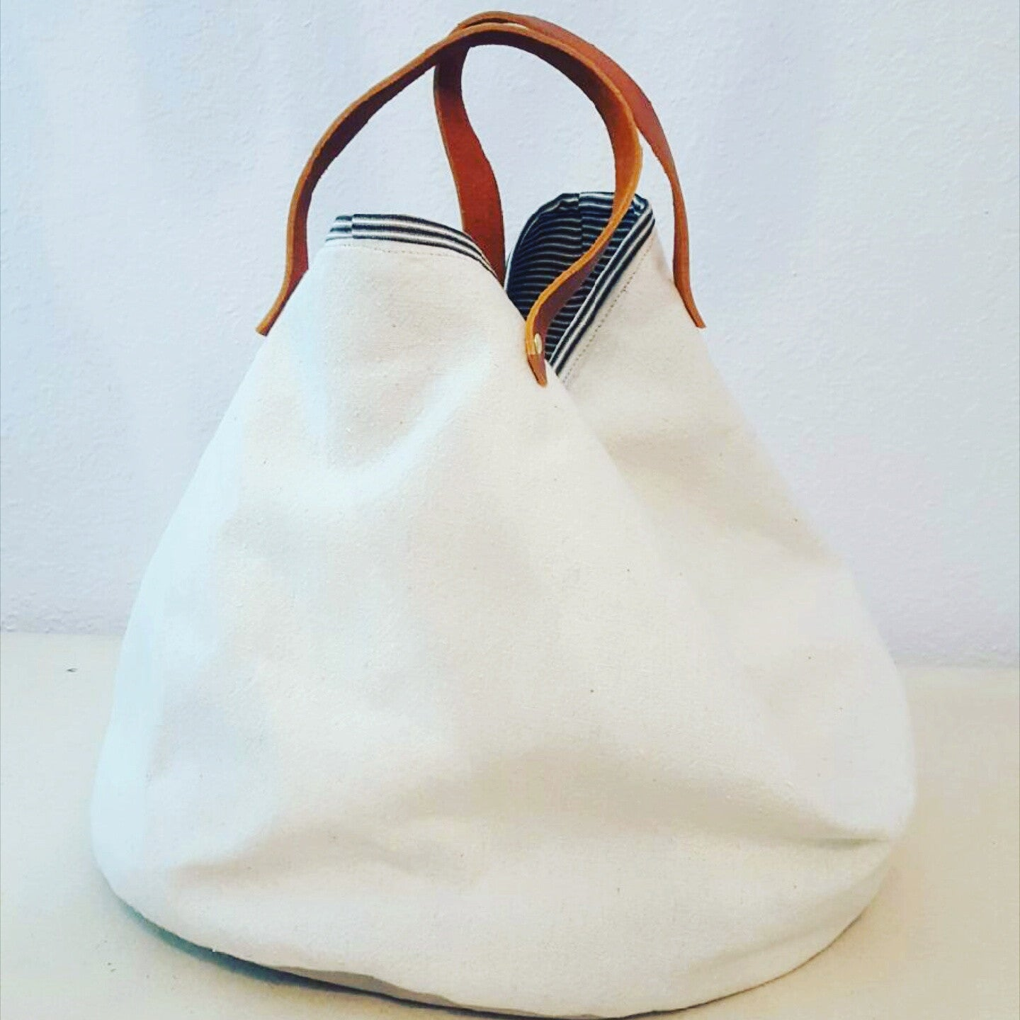Cloth Bucket Tote