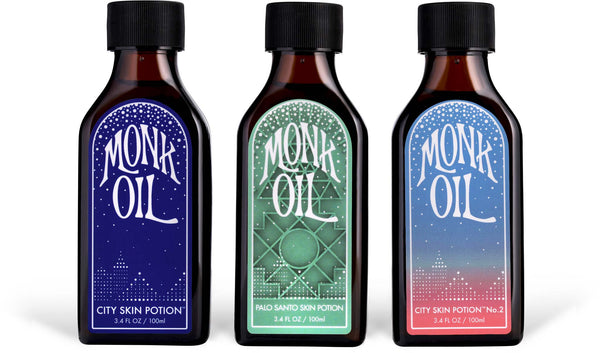 Monk Oil - City Skin Potion