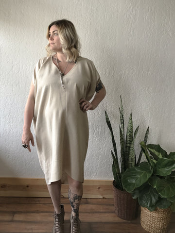 Folksie Original Dress Linen