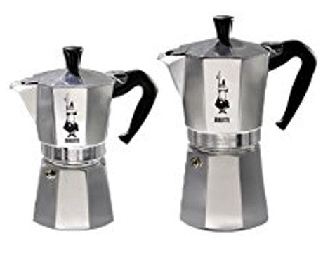 Bialetti Stovetop Coffee Maker - Moka Express