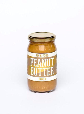 Fix & Fogg Peanut Butter - Honey