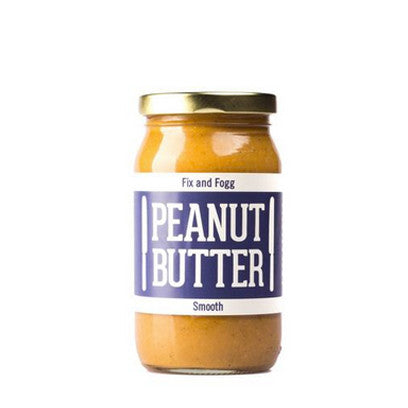 Fix & Fogg Peanut Butter - Smooth