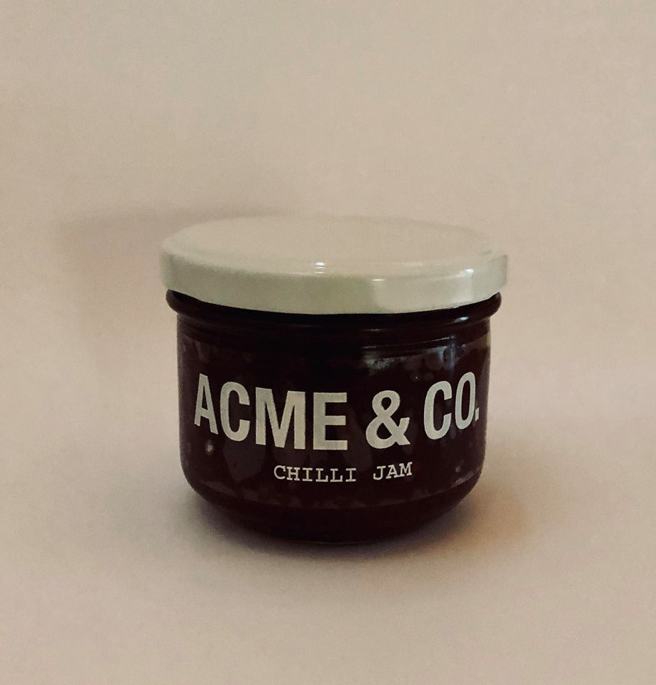 ACME & CO Chilli Jam