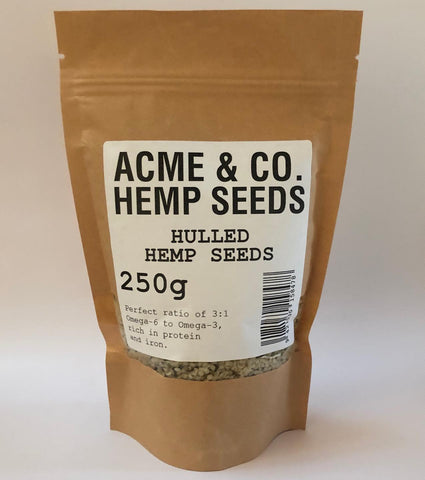 ACME HULLED HEMP SEEDS