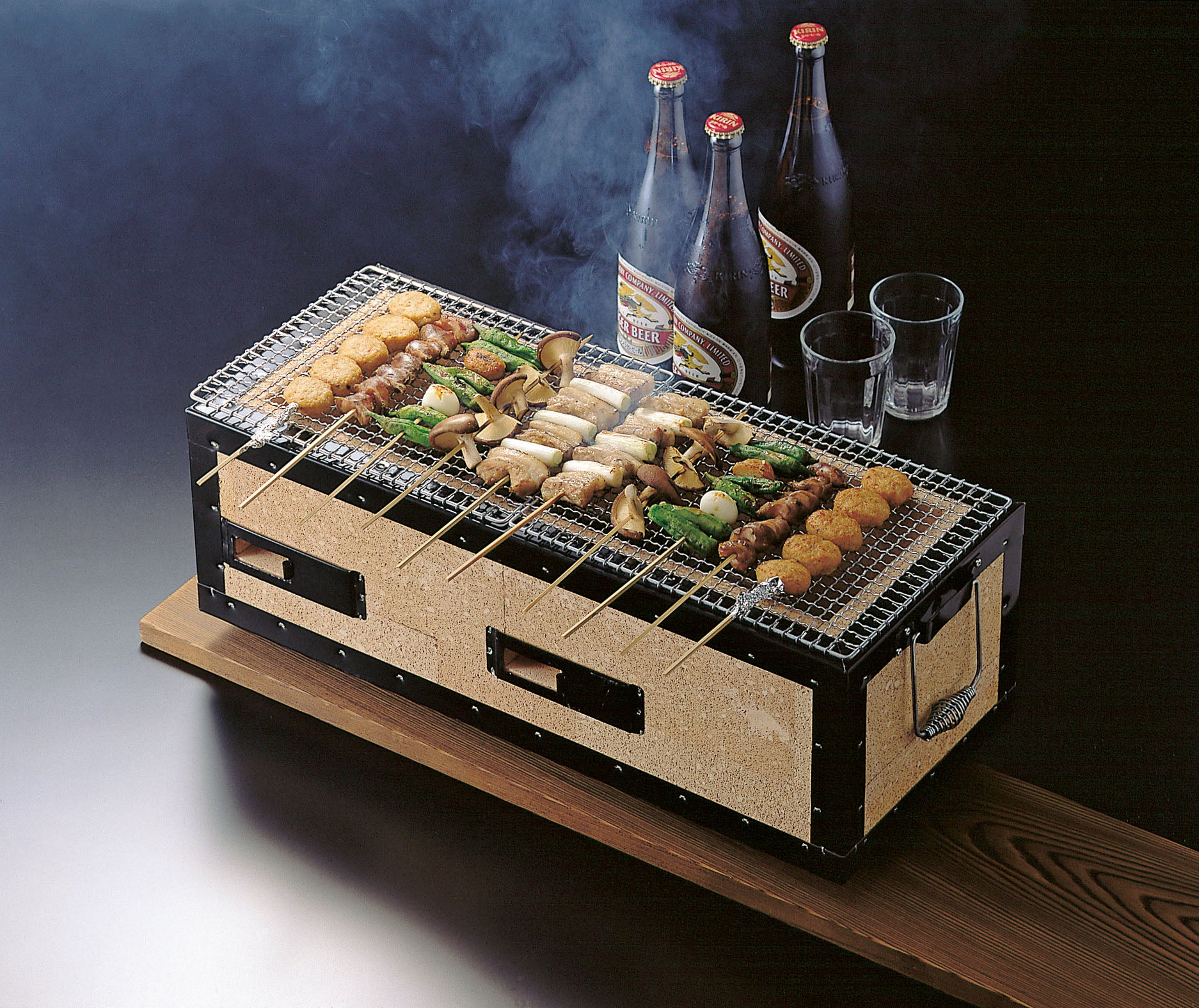 YAMACOH Charcoal Barbecue