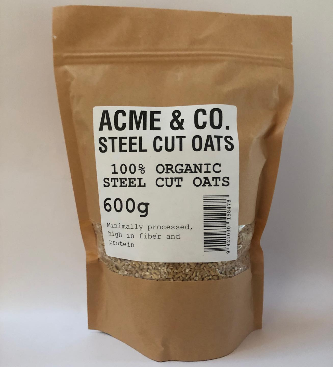 ACME STEEL CUT OATS