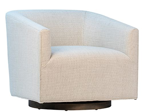 Swivel Occasional Chair