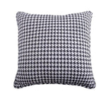 Hounds Tooth Euro Sham