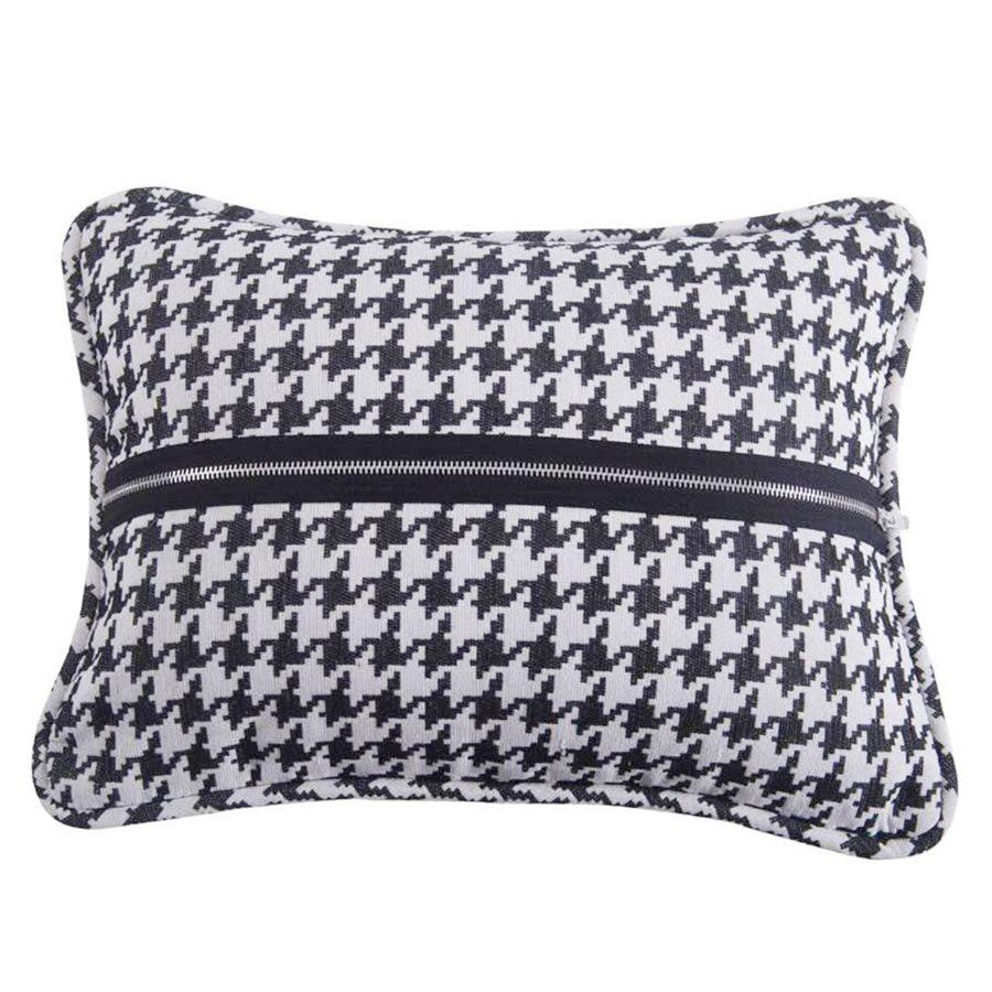 Hounds Tooth Decorative Pillow