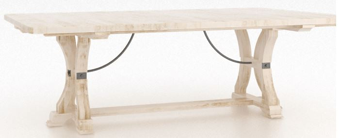 Farmhouse Chic Dining Table Set