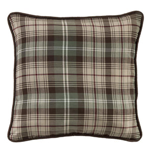 Huntsman Plaid Accent Pillow