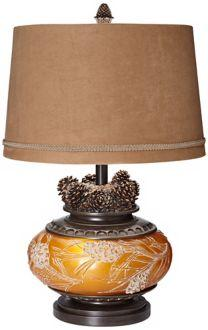 Pine Peak Table Lamp