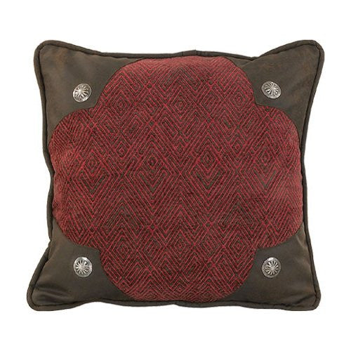 Wilderness Ridge Scalloped Pillow