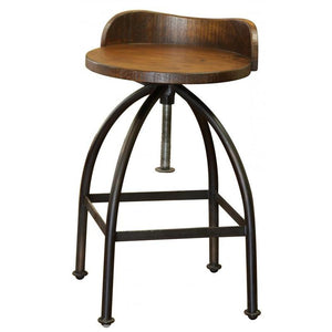 Pueblo Bar Stool