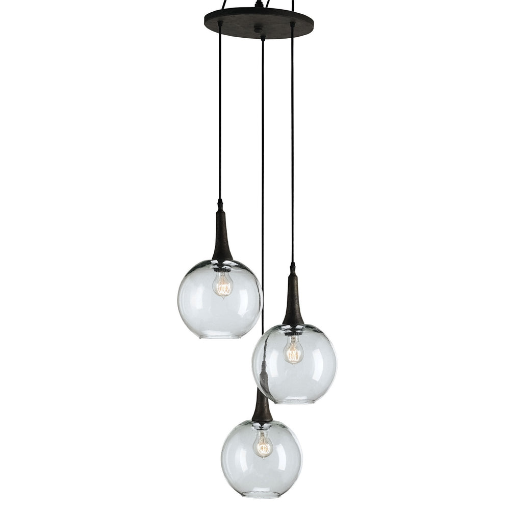 Beckett Trio Pendant Light