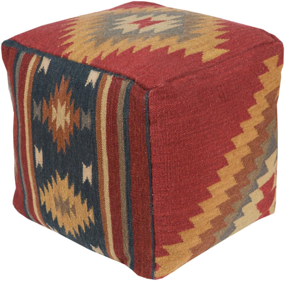 Frontier Pouf 16
