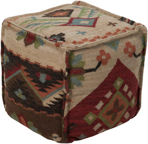 Frontier Pouf 17