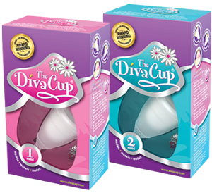 The Diva Cup Menstrual Cup by Diva International, INC.