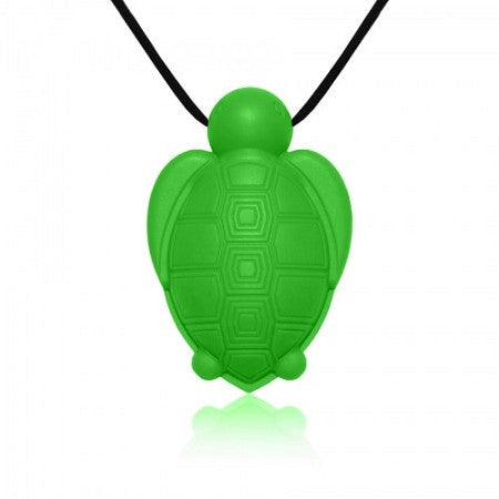 Siliconies Turtle Pendant -Teething/Nursing/Sensory Necklaces