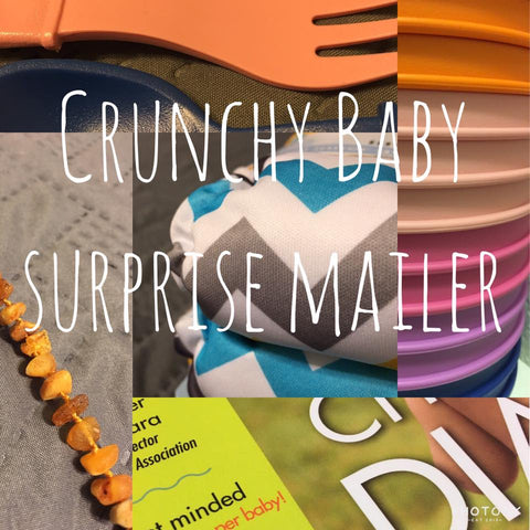 Crunchy Baby Surprise Mailer