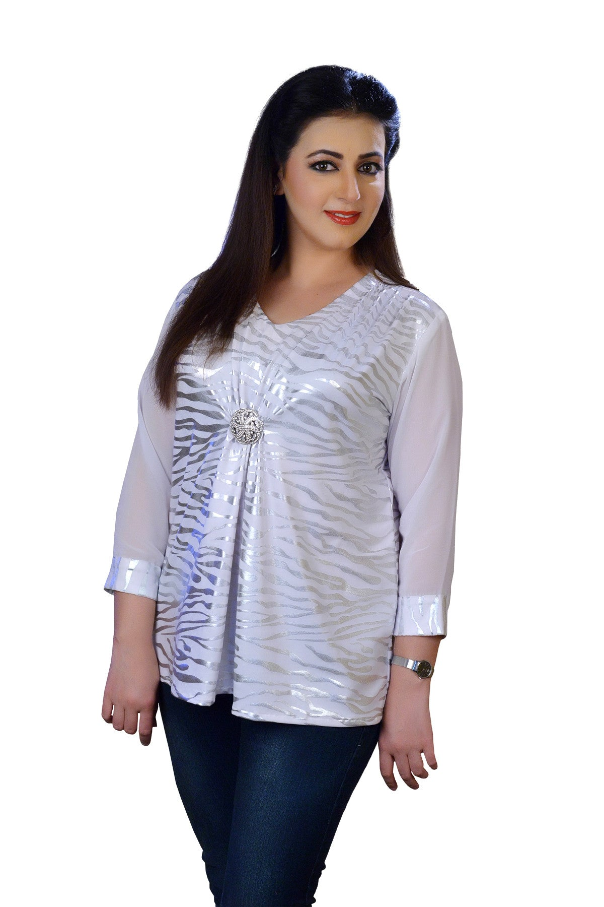 Find great deals on eBay for zebra print tops. Shop with confidence.
