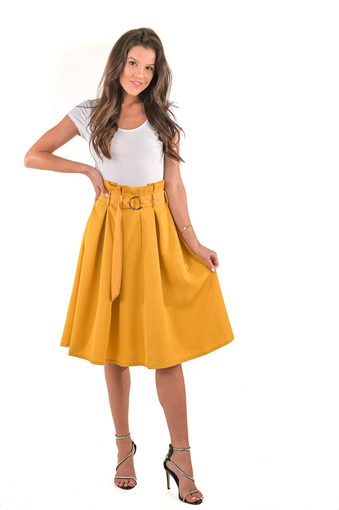 Dreamgirl Long Skirt - Boutique Amore