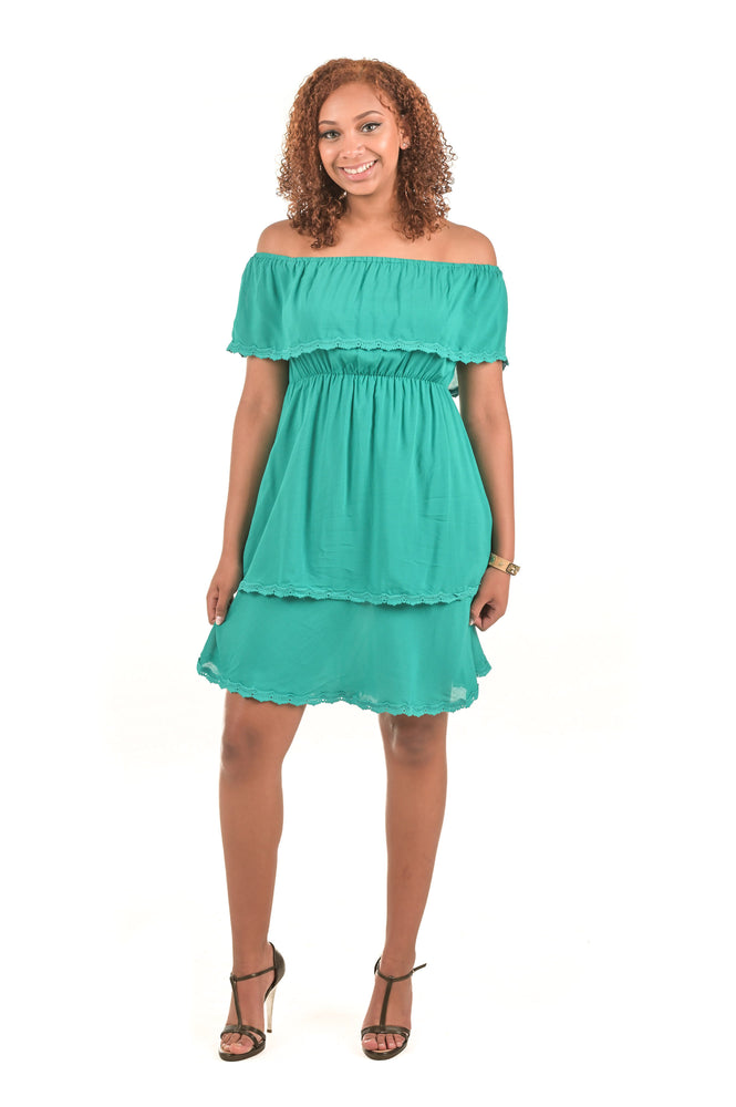 Ruffles and Flow Summer Dress