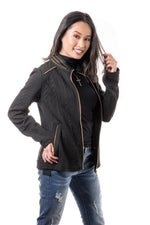 Eva Sweater- Jacket (Black)