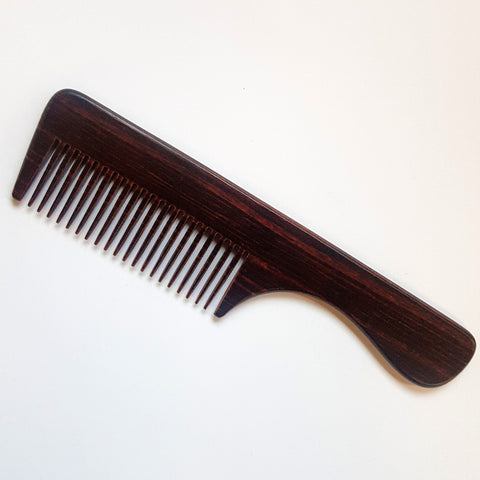 Maple Beard Comb Cappuccino CLEARANCE