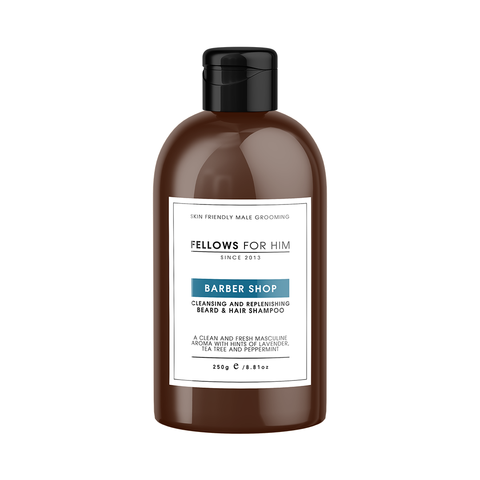 Beard & Hair Shampoo - Barber Shop 250g