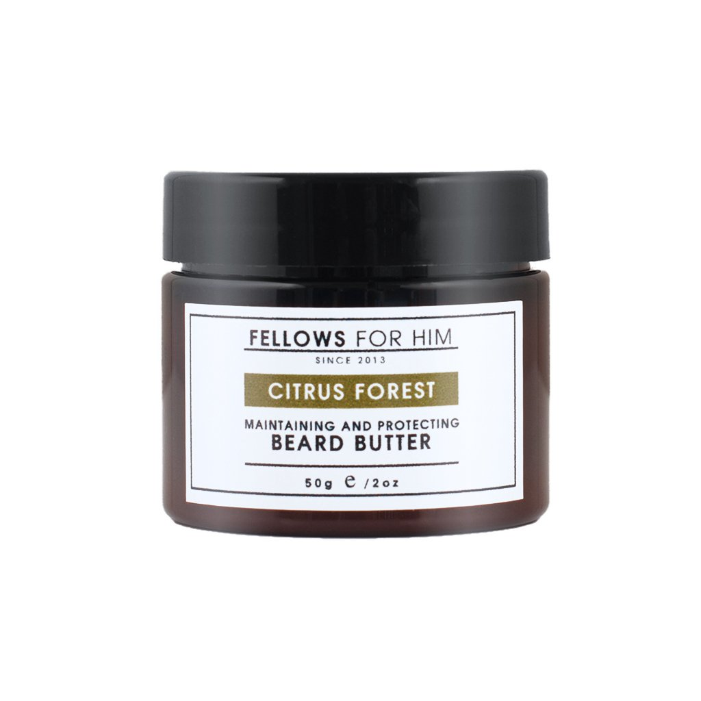Beard Butter - Citrus Forest 50g