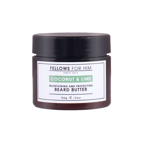Beard Butter - Coconut & Lime 50g