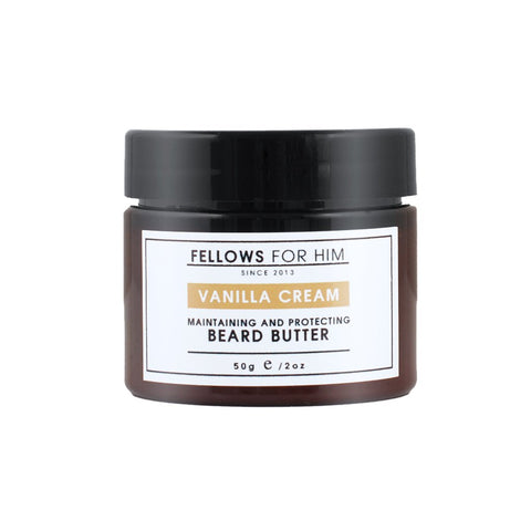 Beard Butter - Vanilla Cream 50g