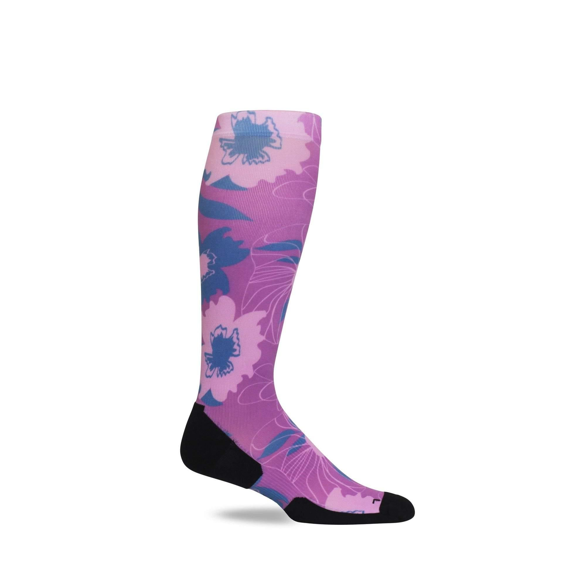 Bloom Run OTC - Graduated Compression Socks