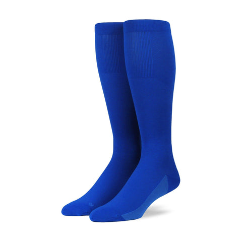 Tiux Endurance Compression Socks - Zaffre Blue/Steel Blue