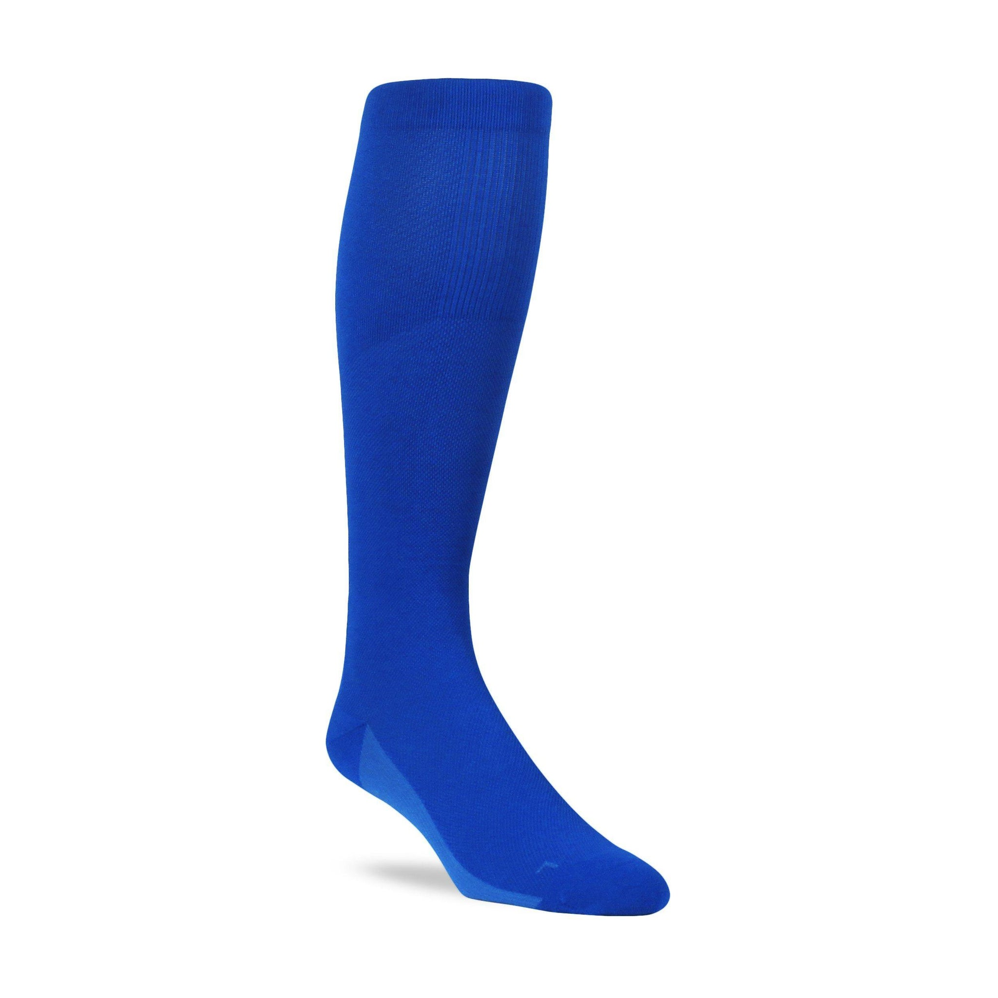 Endurance OTC Compression Socks - Zaffre Blue/Steel Blue